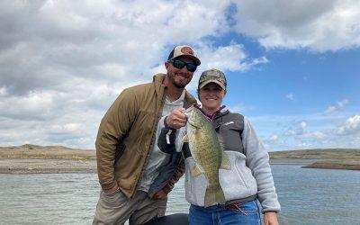 Smallmouth Bite on Lake Oahe